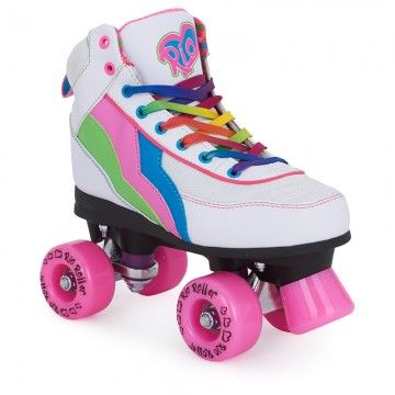 Rio Roller Candi Retro Roller Skates - what little girl wouldn't love these?