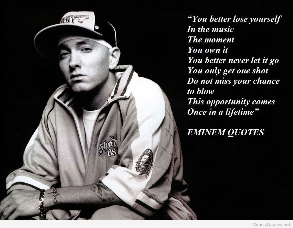 Quotes Eminem pictures new photo