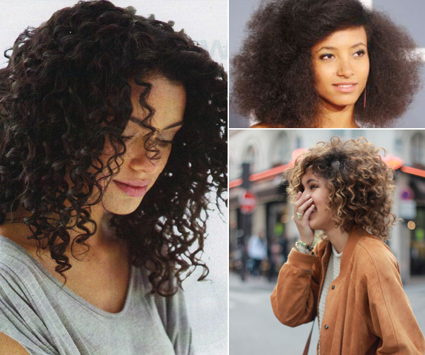 The Best Haircuts For Curly, Thick, and Fine Hair | Super curly hair ...