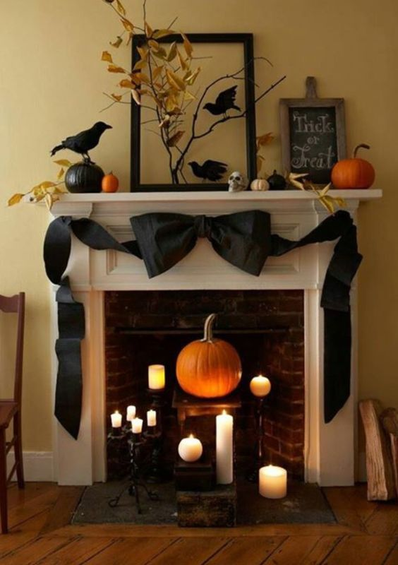 10 Halloween Home Decor Ideas Halloween Decor Ideas Pinterest