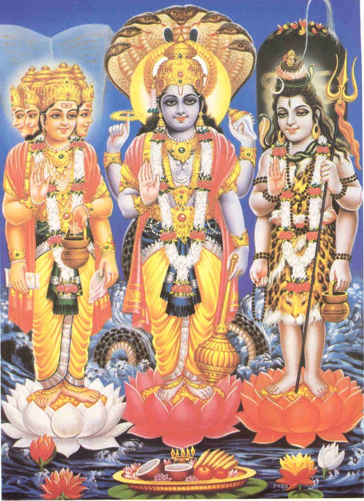 hindu holy trinity