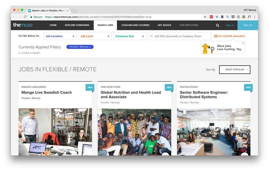 Find Remote Work Fast The 20 Best Websites For Remote