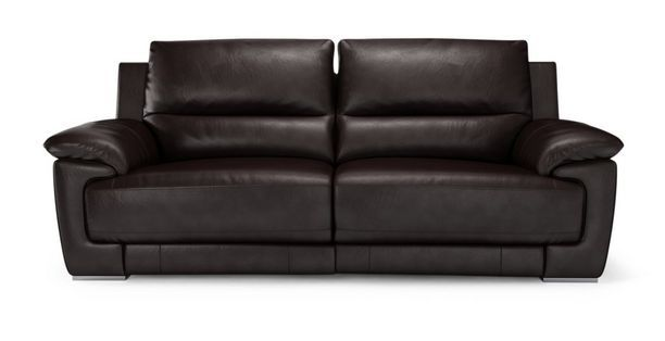 Falcon 3 Seater Electric Usb Recliner New Club Dfs