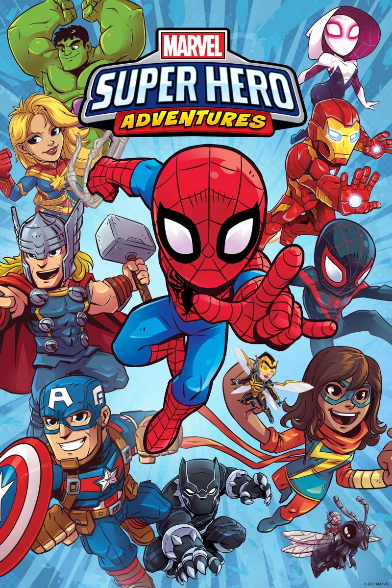 Comics Are For Kids Again With Marvel Super Hero Adventures Program Marvel Superheroes Drawing Superheroes Marvel Characters
