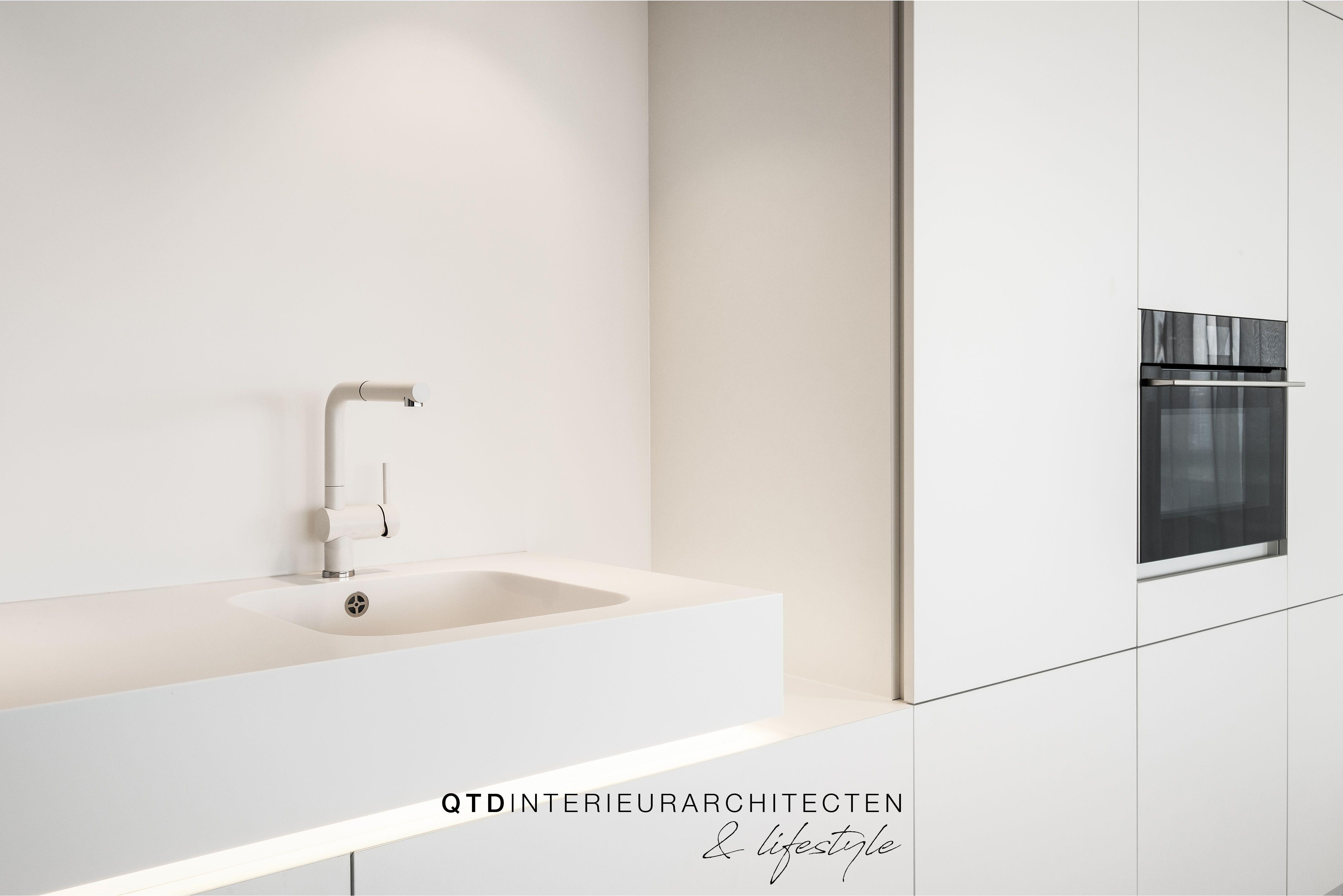 Qtd interieurarchitecten keuken modern wonen