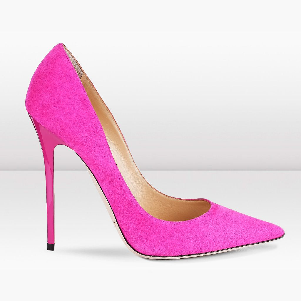 Wedding Hot Pink Heels large image of anouk now available gimmy this jimmy shoes high heels