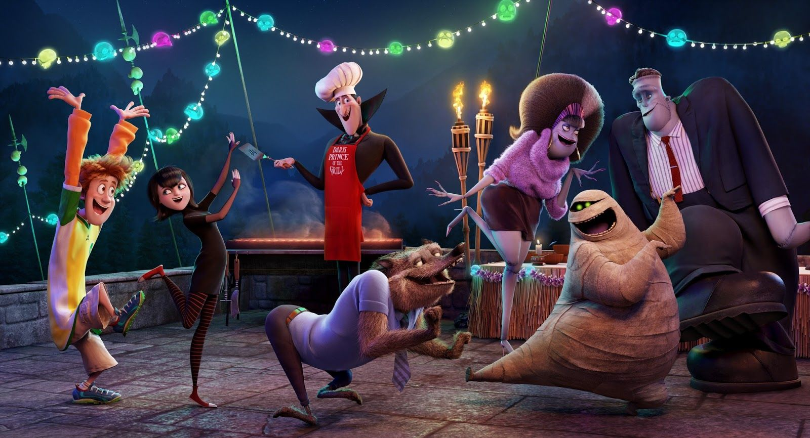 Giveaway! Hotel Transylvania 2 In Theaters September 25