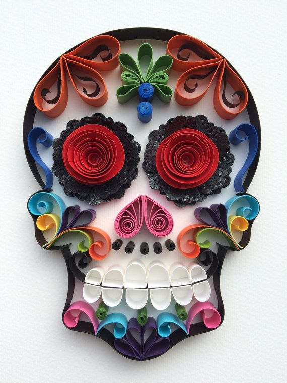 Sugar Skull Calavera Mexicana Quot Happy Face Quot Sugar