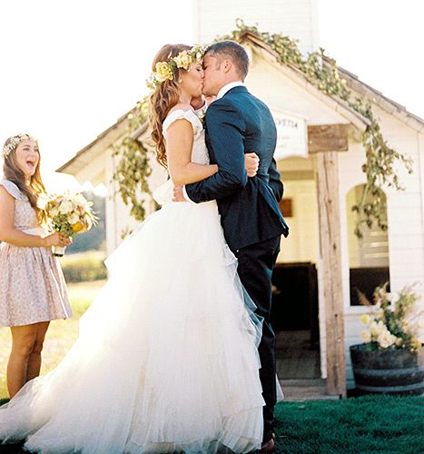 Roloff Farms Wedding: So Romantic! See Little People, Big World Jeremy Roloff's