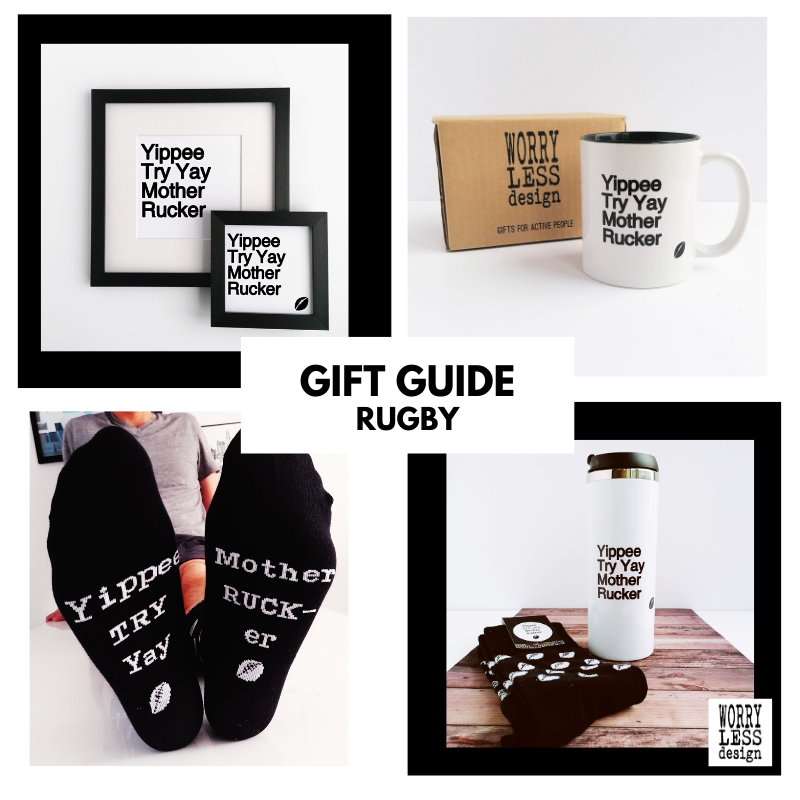 Gift Guide Rugby Four Of Our Favourite Products From Our Rugby Range Perfect For The Rugby Player Coach Or Support Rugby Gifts Gifts Unique Items Products