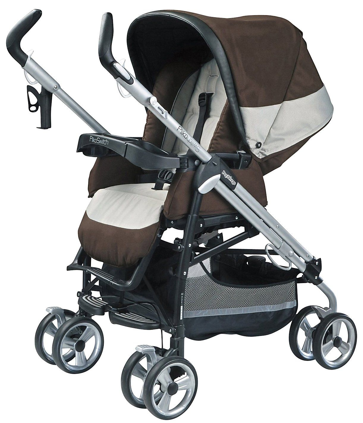 best stroller ever. can face child towards you or facing
