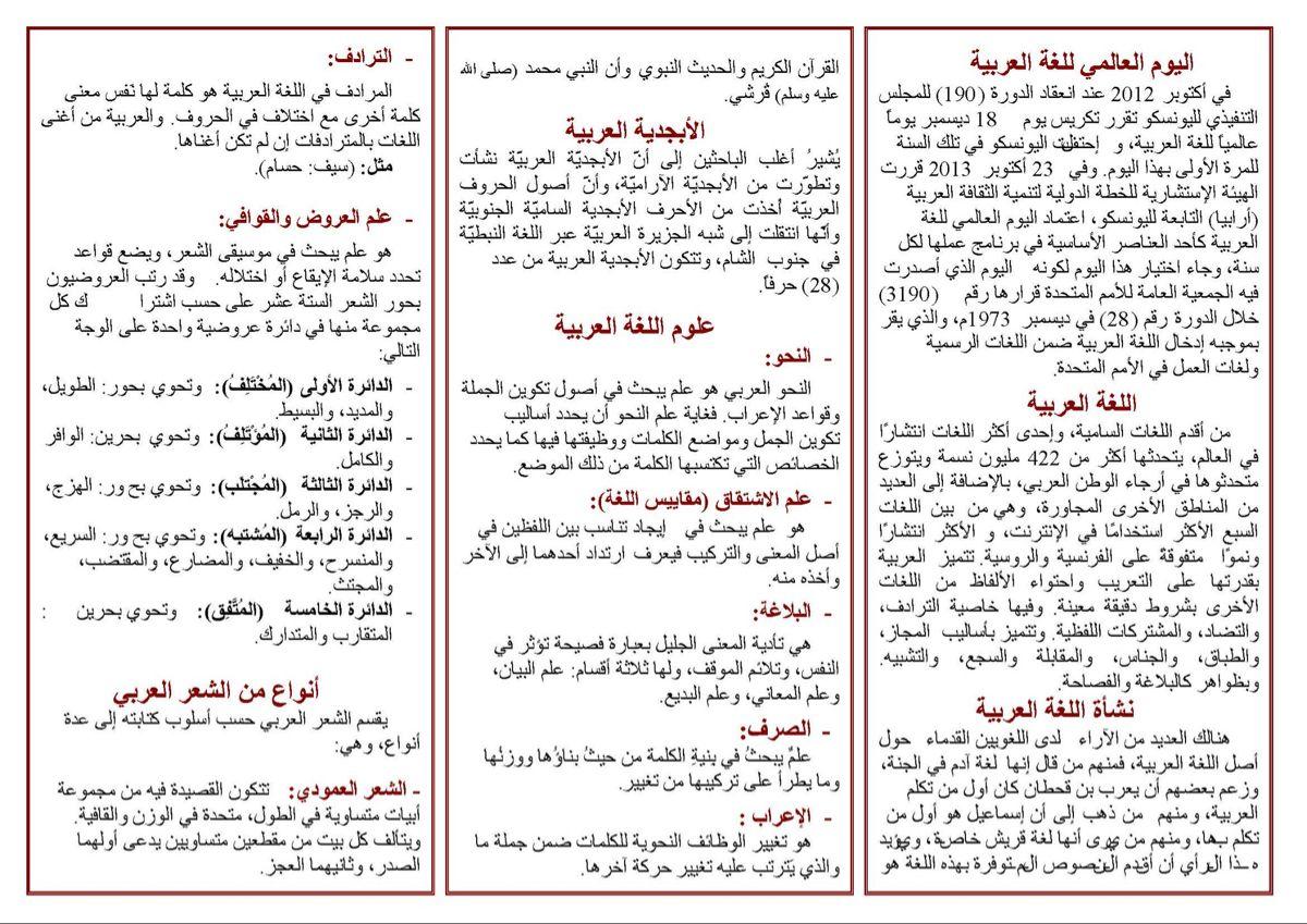 Pin By Soso On أهمية اللغة العربية Bullet Journal Journal