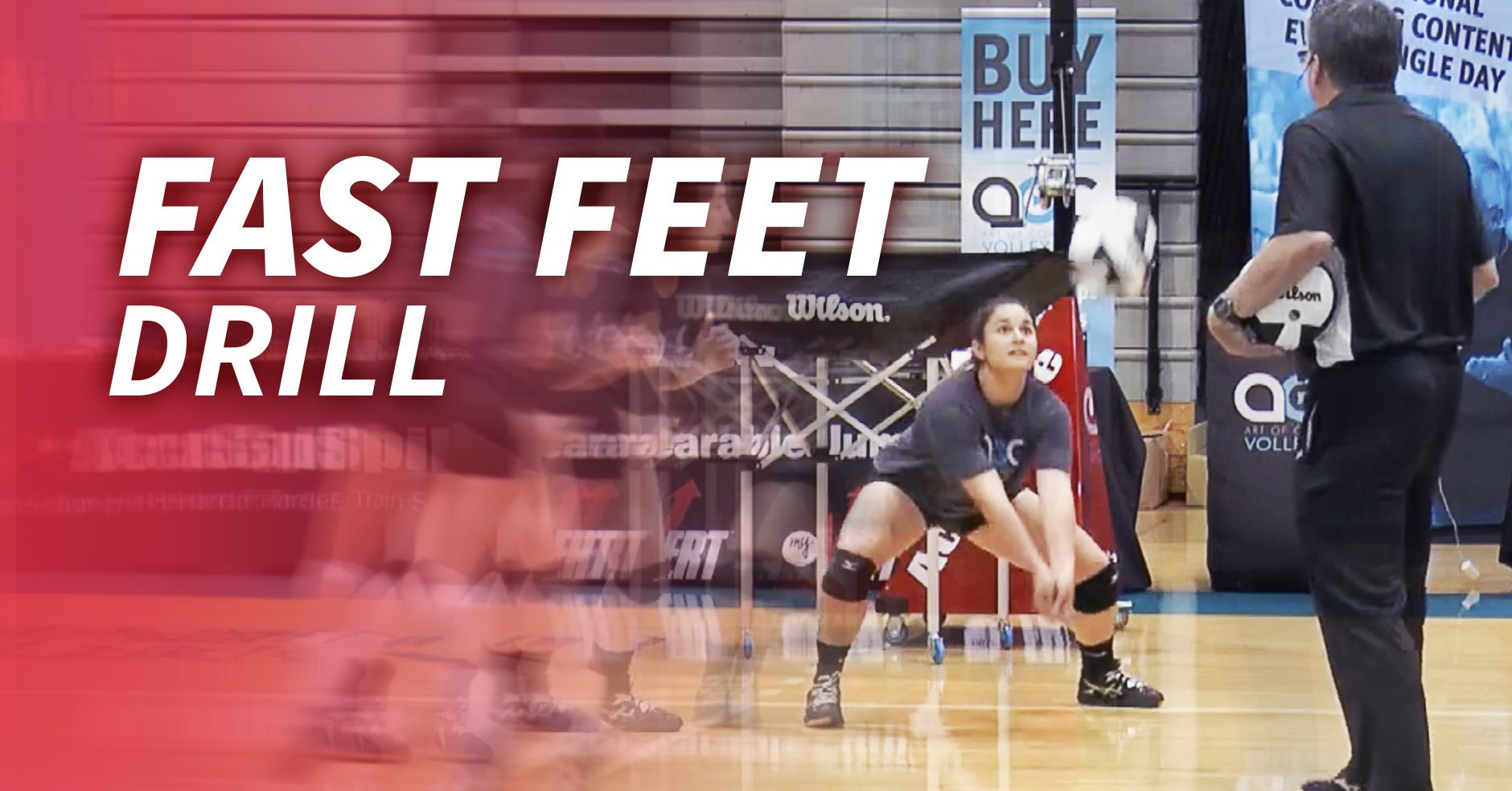 Fast Feet Drill Focused On Passing And Consistency Volleyball Drills Coaching Volleyball Volleyball Practice