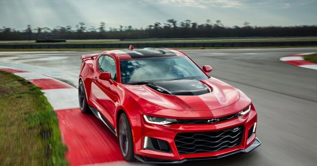 2020 Chevrolet Camaro Zl1 Review Pricing And Specs Chevrolet Camaro Zl1 Ya Sabemos El Precio Del Cam Chevrolet Camaro Zl1 Chevrolet Camaro Chevy Camaro Zl1