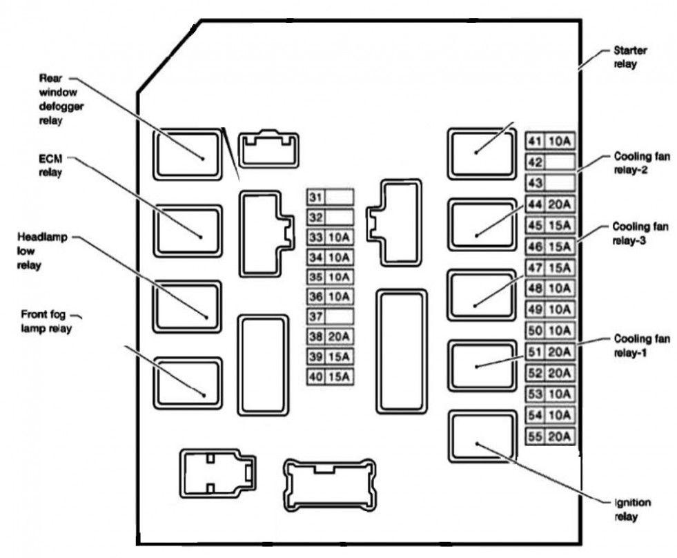 Engine Diagram W5 Nissan