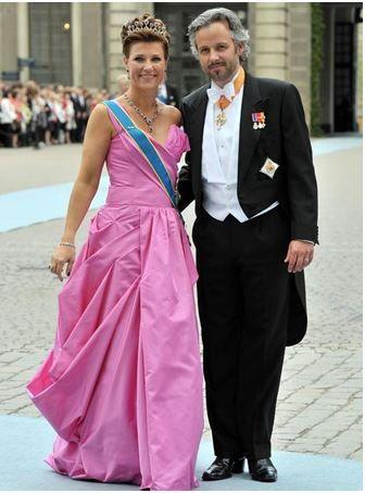 Prinzessin Martha Louise Von Norwegen Mit Ehemann Ari Behn Koniginnen Prinzessin Konigshaus