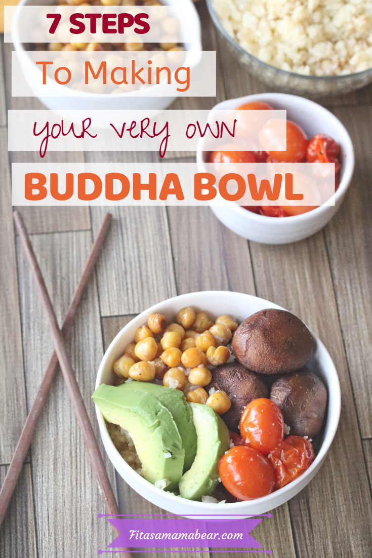 Keep healthy eating simple by learning to make a diy clean eating Buddha Bowl for a simple dinner recipe #dinner #recipe #dinenrrecipe #buddhabowl #healthyrecipes #dinnerrecipes #glutenfree #cleaneating #nutrition #dinnerideas #vegan #paleo