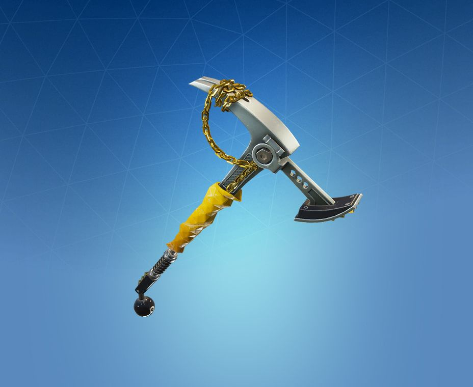 Fortnite Pickaxes Clutch Axe In 2020 Harvesting Tools Fortnite Axe