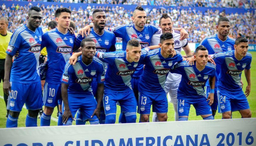 Emelec es el mejor equipo ecuatoriano ubicado en el