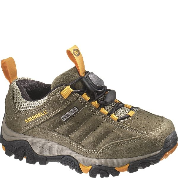 cdc6729d729 Merrell Tailspin Toggle Waterproof Kids Kids Shoes | Men's Fashion ...