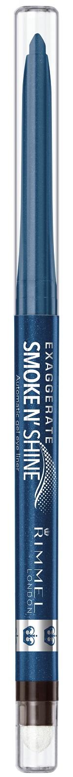 004 BLUE STEEL