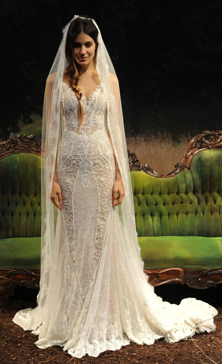 Spring Summer Wedding Dresses 2017 : Nature inspired dresses from gala by galia lahav s spring