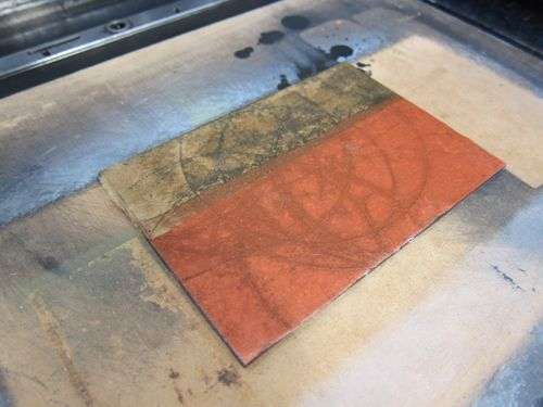 tokyo-printmaker-workshop Drypoint with chin cole (Bureau of betterment)