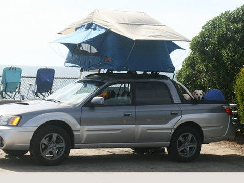 Ayer Sky Little Giant Subaru Baja Subaru Two Man Tent