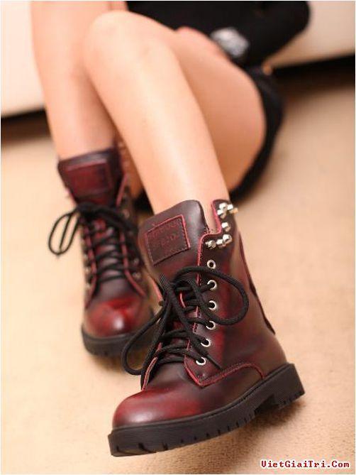 Cute Combat boots