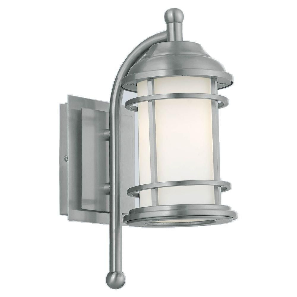 Eglo Portici 1 Light Stainless Steel