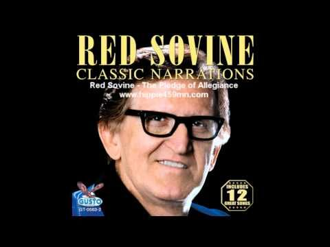 Red Sovine - Pledge of Allegiance (1976)