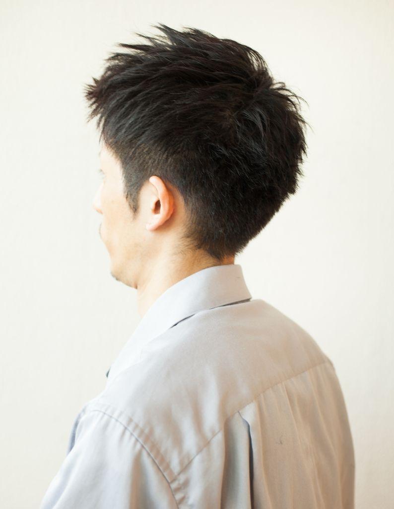 30代40代メンズビジネスショートな髪型 Ny 56 ヘアカタログ 髪型
