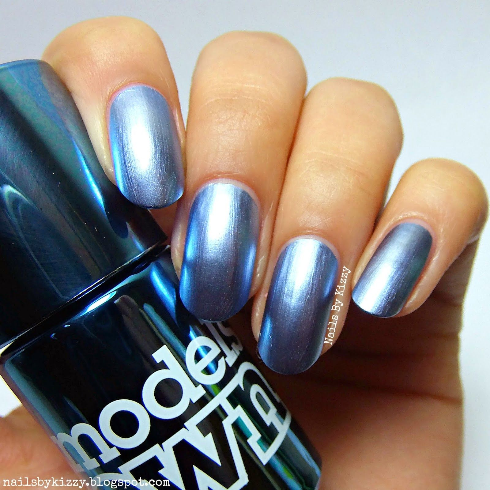 Nails By Kizzy: Models Own Colour Chrome Collection - Indigo | nails ...