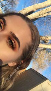 ☆ p i n t e r e s t – @ adrianam357 ☆ This image has get 7 repins. … – Simple eye makeup