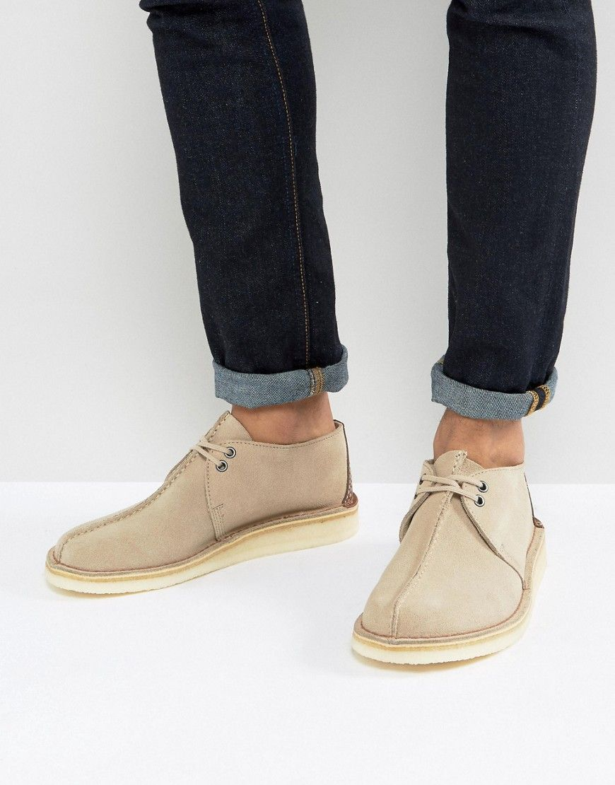 5b143e39 Clarks Originals Desert Trek Shoes in 2019 | looks | Clarks ...