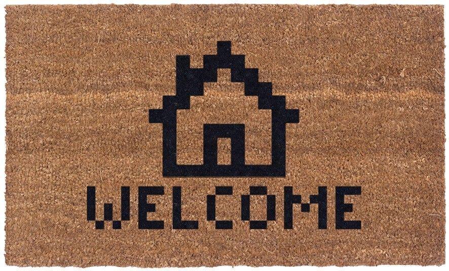 Coco Mats N More Welcome Home Doormat Door Mat Outdoor Door Mat Home Icon