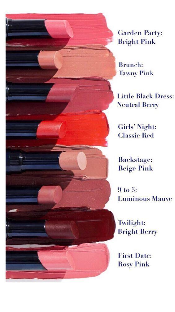 Beauytcounter Color Intense Lipsticks - Creamy Formula -2656