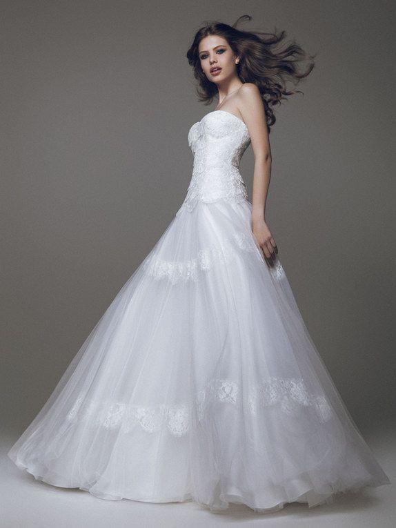 Vestiti da sposa collezione 2015