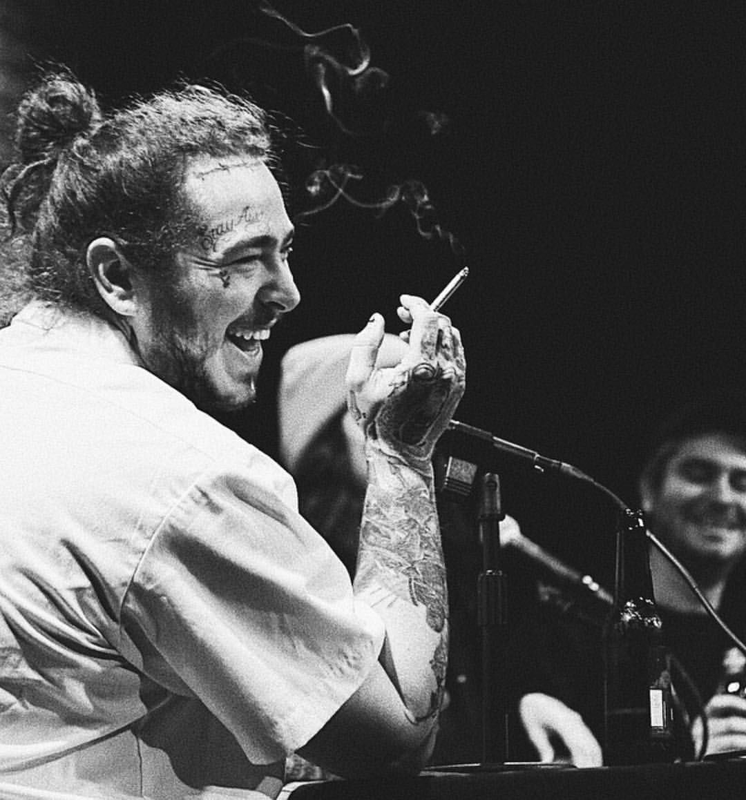 Where Does Post Malone Live: Posty At @h3h3productions's Live Podcast #postmalone