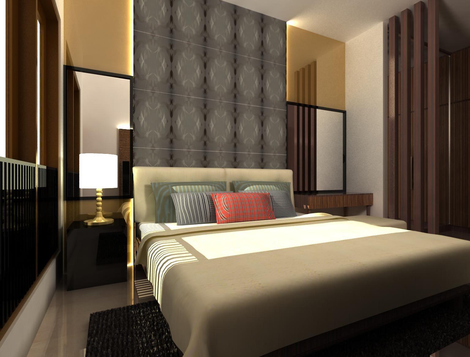 Desain Interior Kamar Tidur Sederhana 4 3 Di 2020 Desain Interior Interior Kamar Tidur Utama