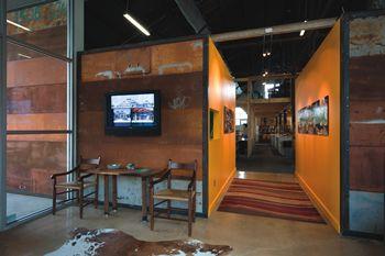 Metal Walls · Cafe Interior DesignCorrugated ...