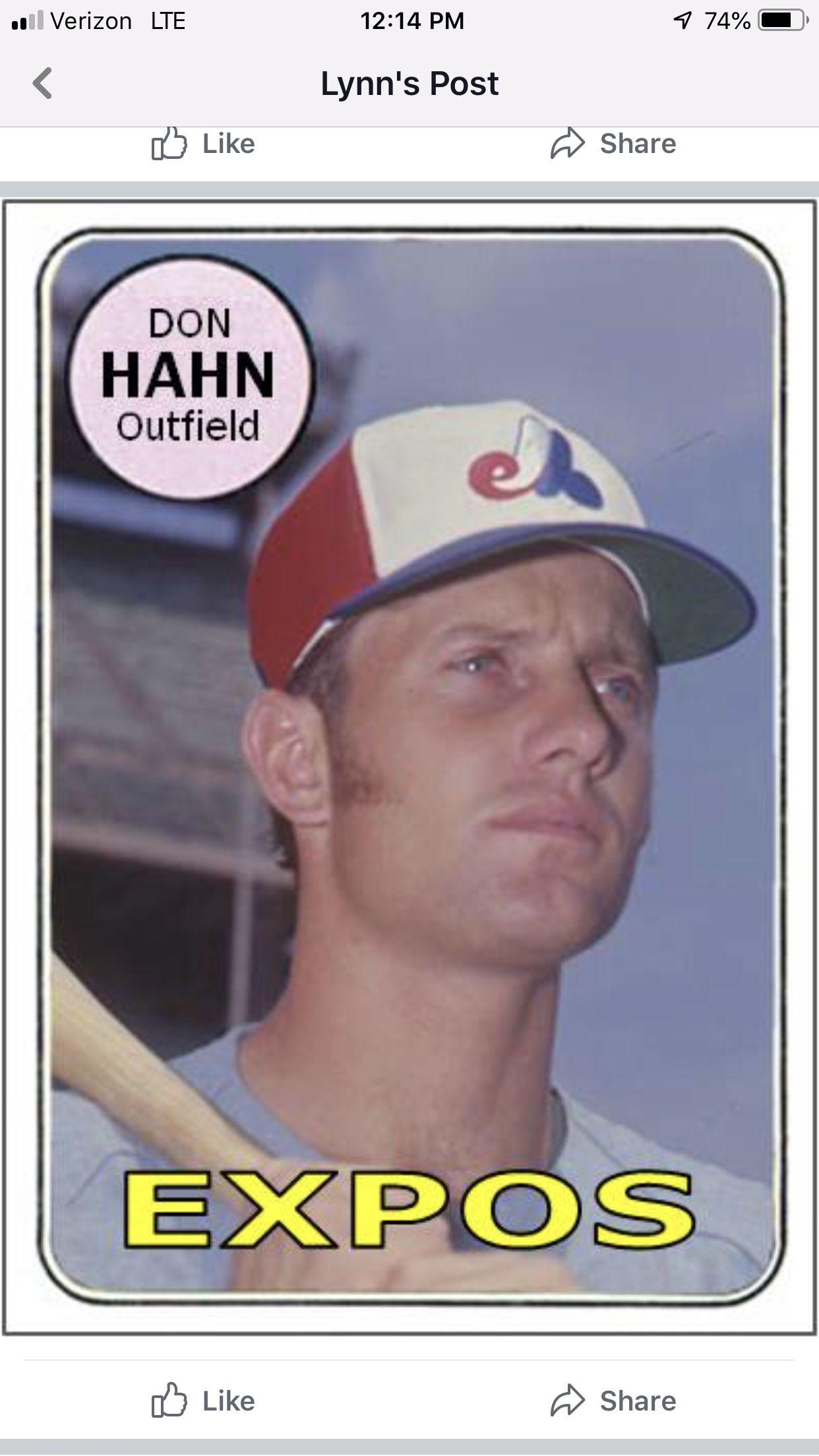 Baseball cards image by Empty Expos baseball, Expos