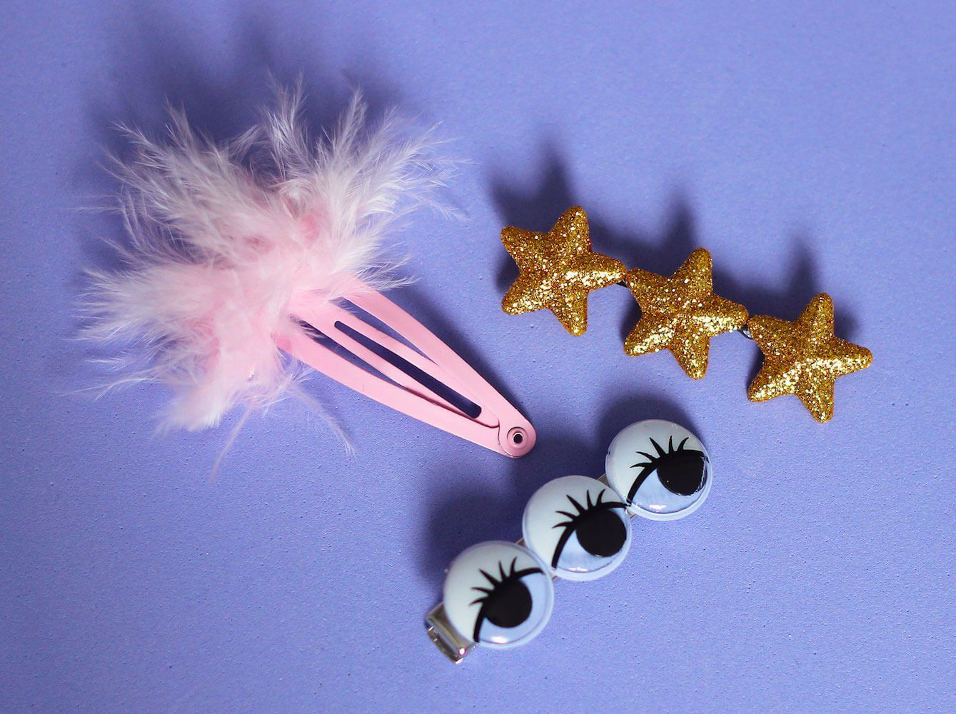 Glitz and glam for your strands.
