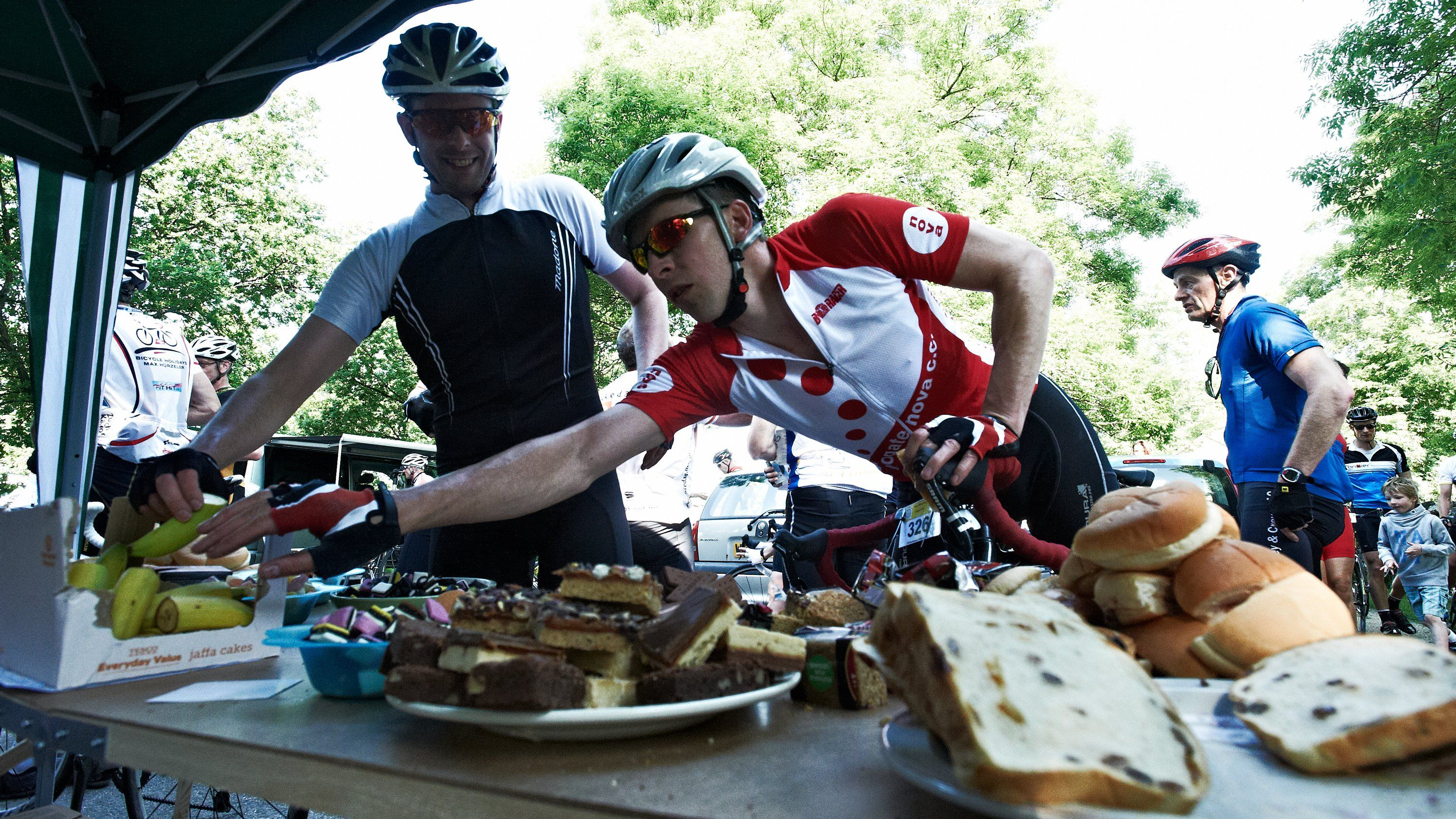 Cycling nutrition for long rides Cycling nutrition