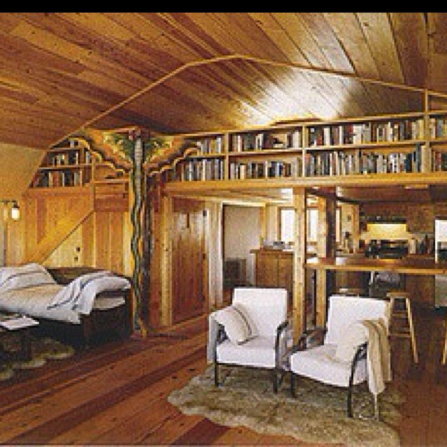 Beau Quonset Hut Interior. I Pinned This Type House To The Cob House Board Due  To I Am Trying To Be Organized With My Pins Of All The Unusual And  Different Types ...