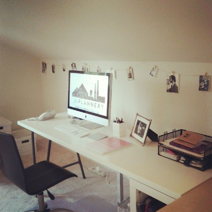 More home office... finally a workspace where I can get sh*t done