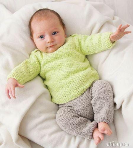 вязаный костюмчик для малыша вязание вязание для девочек вязание