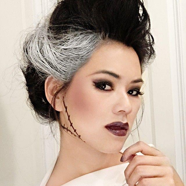 Bride of Frankenstein HALLOWEEN Pinterest Frankenstein - easy halloween costume ideas for women