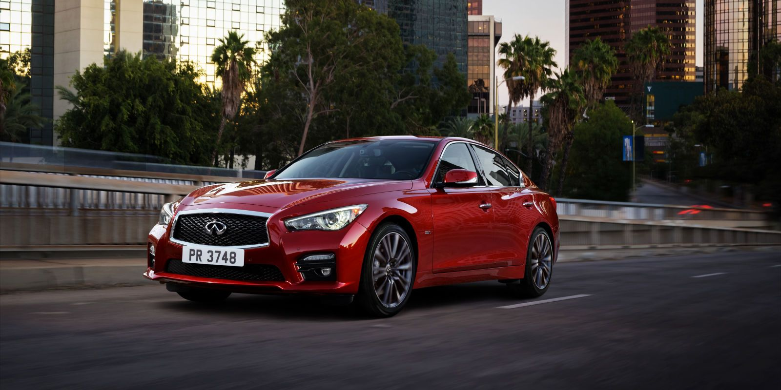 The Q50 Red Sport 400 Is the Only Interesting Car Infiniti