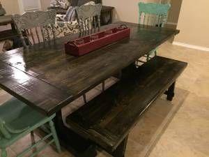 san marcos furniture - craigslist | Custom wood designs ...
